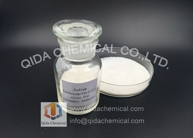 Ceramaic 기업 나트륨 Carboxymethylcellulose CAS 9004-32-4